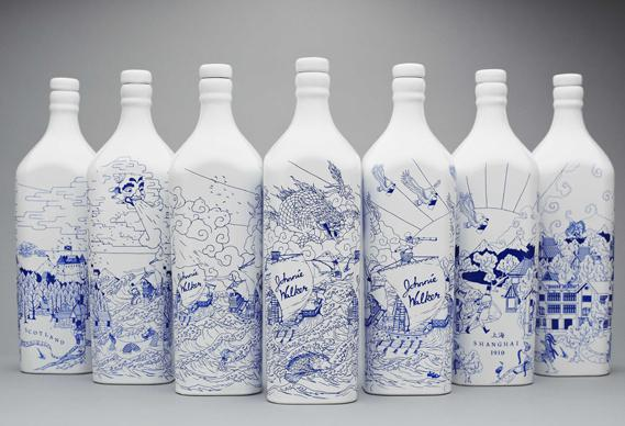 bottle design with own hands