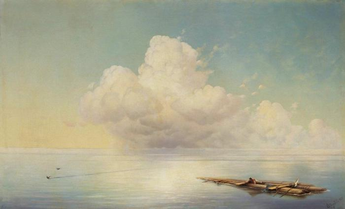 Ivan Constantinovich Aivazovski. Pictures with names of sea landscapes