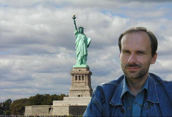 Yuri Nesterenko is a Russian programmer and writer who emigrated to the United States