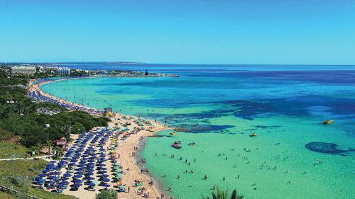Holidays in Cyprus: photo. Northern Cyprus. Beaches in Cyprus