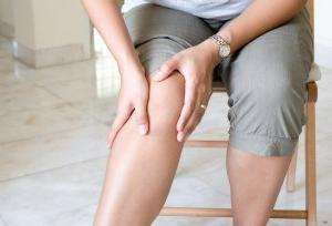 What is deformed arthrosis of the knee joint?